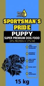 hundefoder til hvalpe sportsman pride