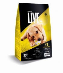 bedste hundefoder hvalpe live