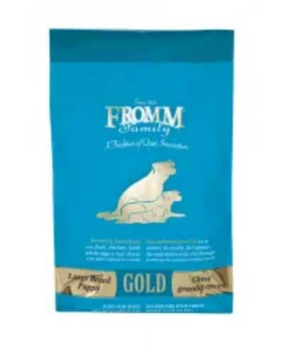 hvalpefoder Fromm Large Breed Puppy Gold til store hunde